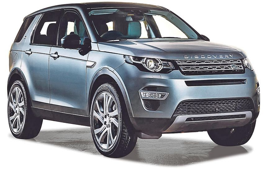 The grand draw for a Land Rover Discovery Sport worth $165,000 (without COE) will be held at the National Stadium on Sept 27.