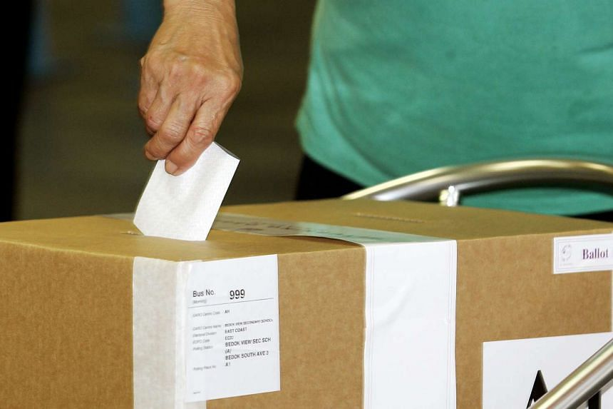 Polling Day falls on Friday, Sept 11.