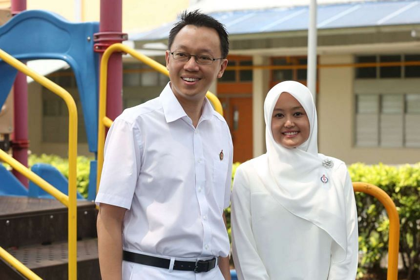 Oncologist Tan Wu Meng (left) and lawyer Rahayu Mahzam are the two new faces in the PAP's five-member team for Jurong GRC.