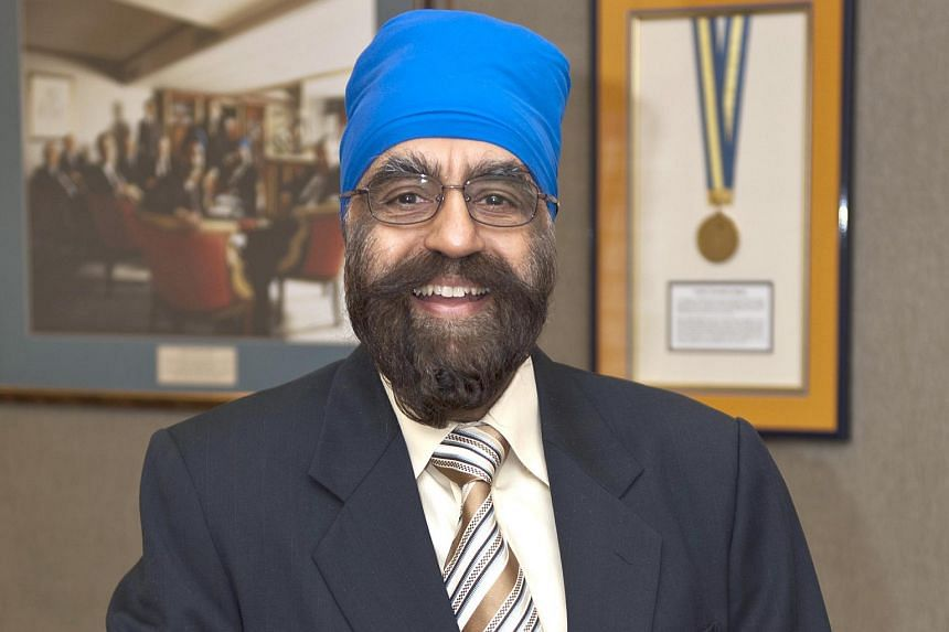 Mr Jaginder Singh Pasricha, managing director (real estate and corporate) of Thakral Corporation.