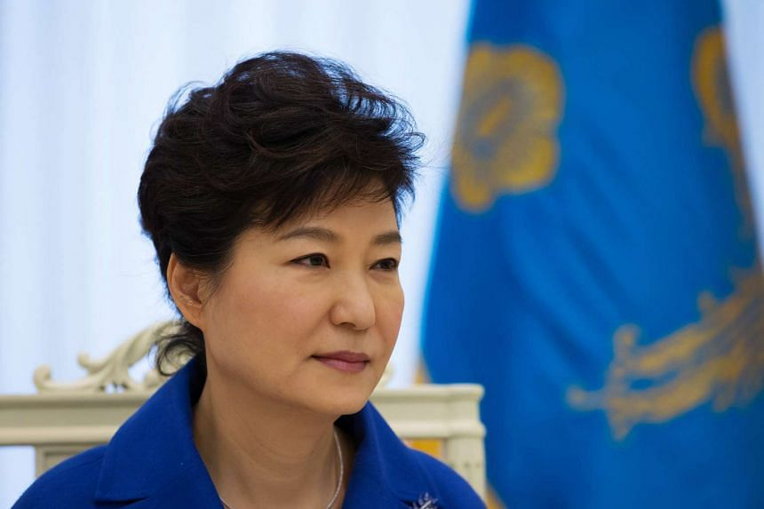 Park Geun Hye will be attending upcoming celebrations in Beijing to mark China's victory over Japan in World War II.