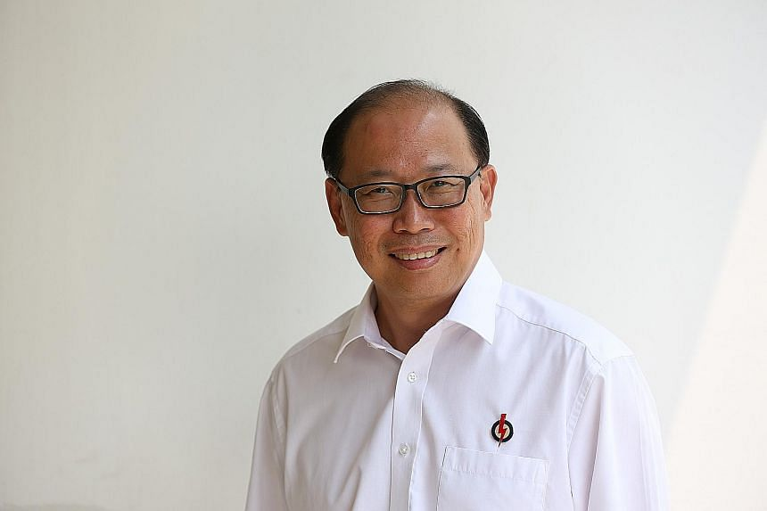 Mr David Ong, a first-term MP, will be standing in the newly carved-out Bukit Batok SMC.