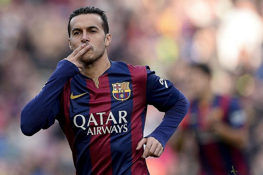 Chelsea hope Pedro, who scored 99 goals in six seasons for Barca, will add pep to a team lacking attacking imagination.