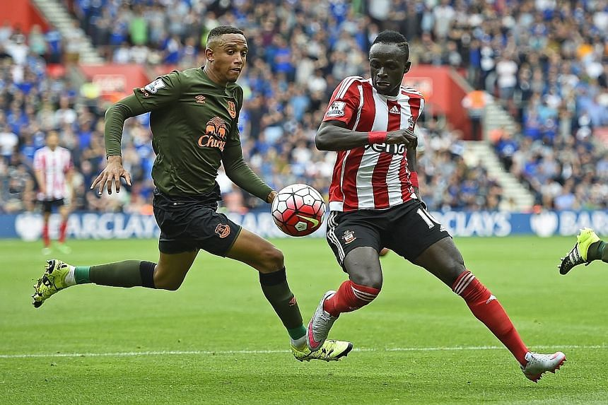 Manchester United have turned their attention to signing Senegal winger Sadio Mane (right), after missing out on Spain forward Pedro. However, Southampton insist he is not for sale.