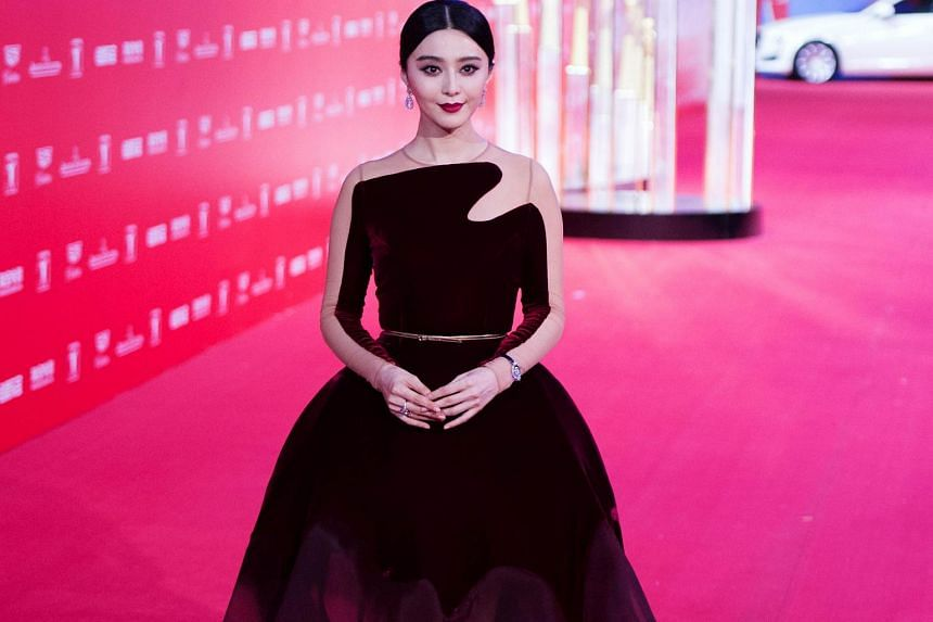 China's Fan Bingbing is the fourth highest-paid actress.