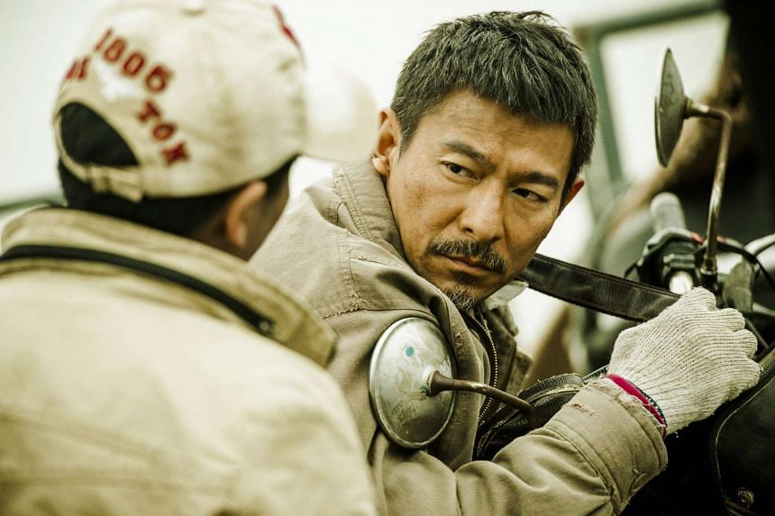 Andy Lau in Lost And Love.