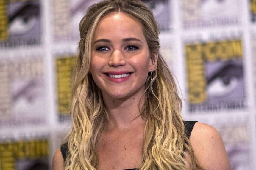Actress Jennifer Lawrence topped the list of highest-paid actresses last year.
