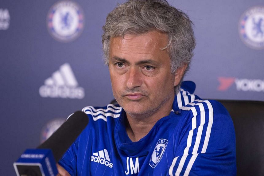 Praising Pedro's attitude, Mourinho said the pair had helped to boost Chelsea in training.