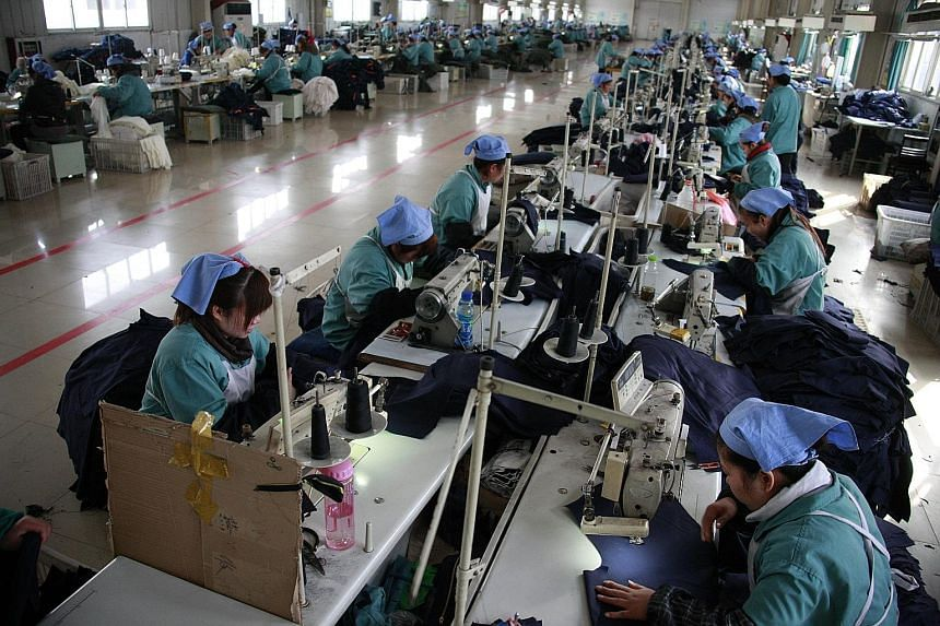A dearth of new business has caused factory output in China to shrink for the fourth consecutive month to a low not seen since November 2011. As sales sag, factories are cutting staff at a faster pace to rein in costs, depressing employment to levels