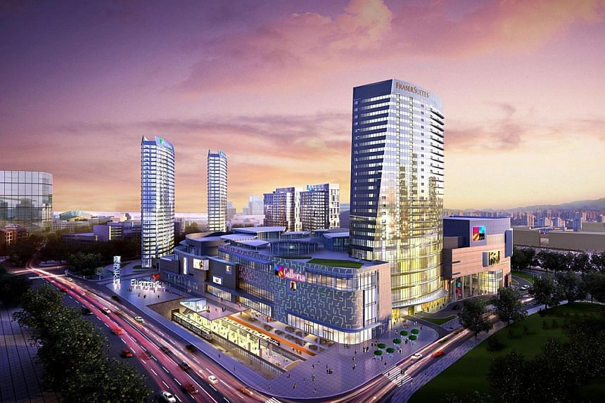 Frasers will add 16 properties in China over the next three years, taking its tally to 30 outlets with over 7,000 rooms.
