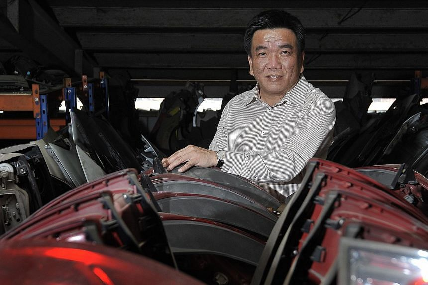 Mr Cher Kwang Siong saw an opportunity to ship cars directly to Africa after realising that many of his cars from Singapore were exported to Dubai before being resold to the Kenyan market. His firm is one of the pioneering Singapore companies in Afri
