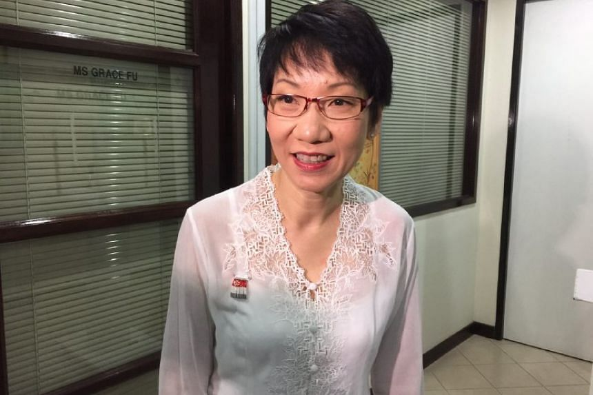 Ms Fu went head to head with Ms Teo Soh Lung of the Singapore Democratic Party in 2011.