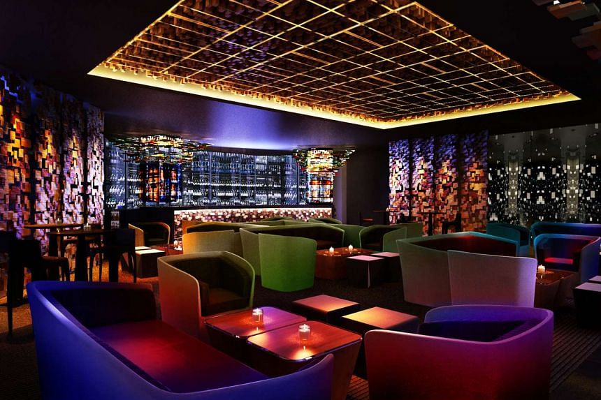 The new Zouk at Jalan Tun Razak in KL consists of 60,000 sq ft of club space.