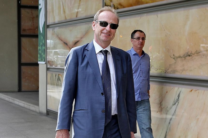 Mr Yves Bouvier arranged for the purchase of artworks by a Russian billionaire and is accused of inflating the prices. His stand is that he was entitled to mark up the prices as an independent seller.