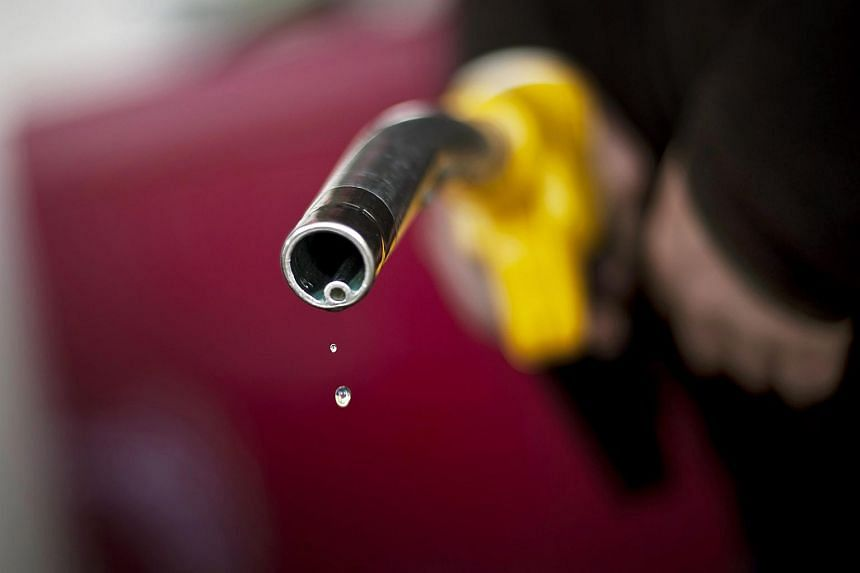 Brent crude slid below US$45 (S$63.70) a barrel on Aug 24 for the first time since 2009.
