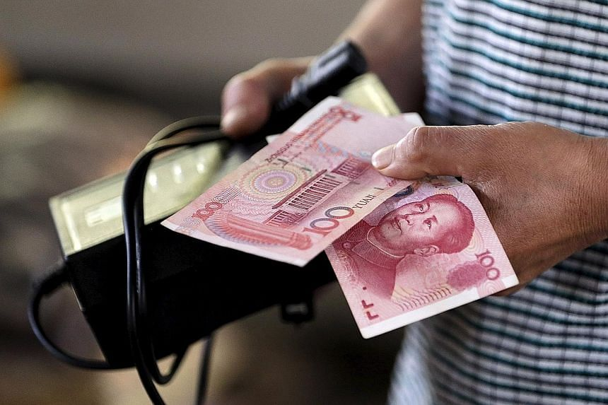 China's recent shock devaluation of the yuan shows that the world's second-largest economy is losing steam. The country's manufacturing output in the first three weeks of August contracted at the fastest pace since 2009.