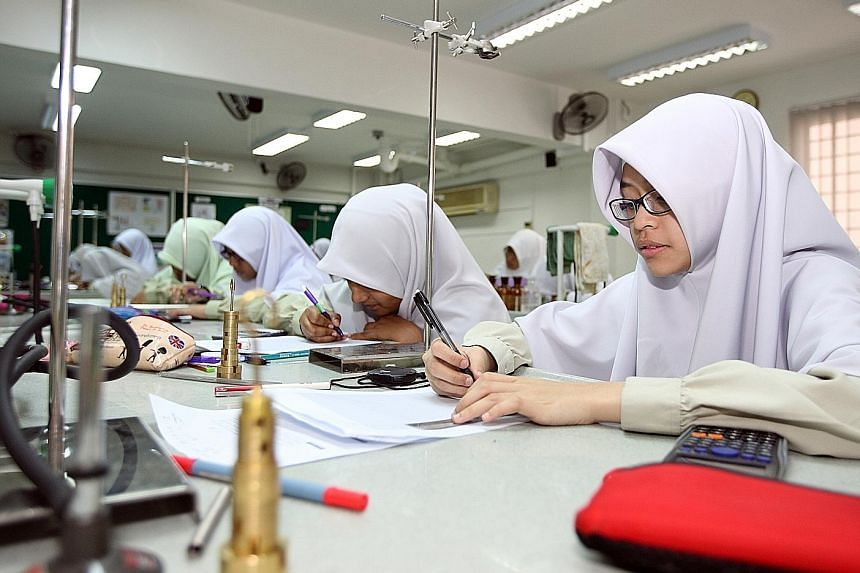 The Government will work with the Islamic Religious Council of Singapore or Muis to strengthen the teaching of secular subjects such as mathematics and science in madrasahs, or Islamic religious schools, but religious education will be left in the ha
