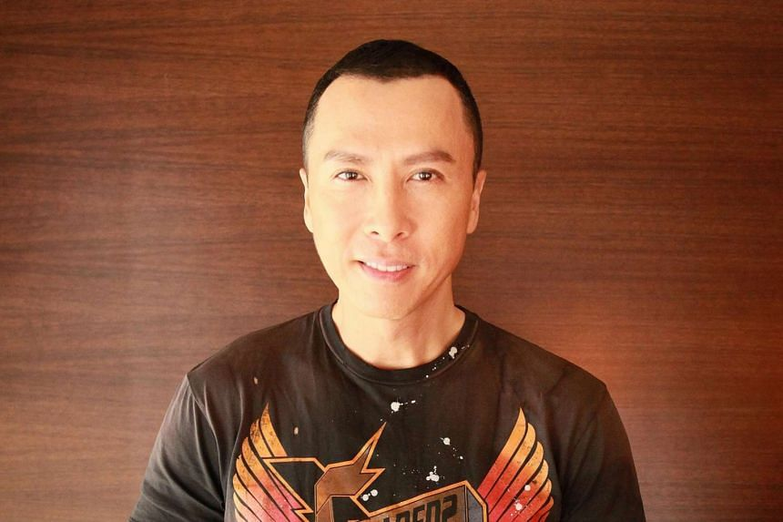 Donnie Yen is also slated to act in Rogue One: A Star Wars Story, a spin-off movie from the Star Wars saga.