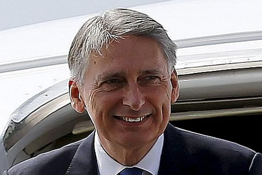 Mr Philip Hammond is only the second British foreign minister to visit Iran since the 1979 revolution.
