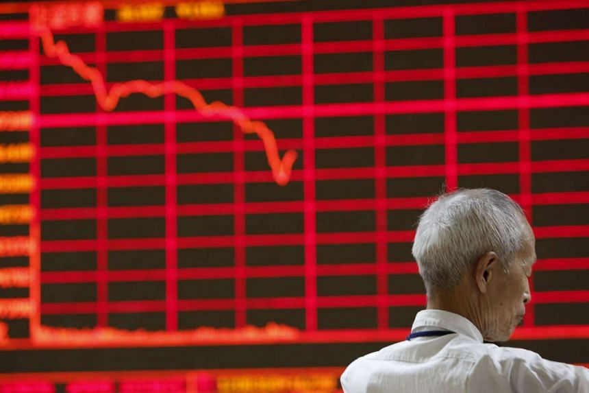 The slowing of China's economy has resulted in financial markets tumbling.