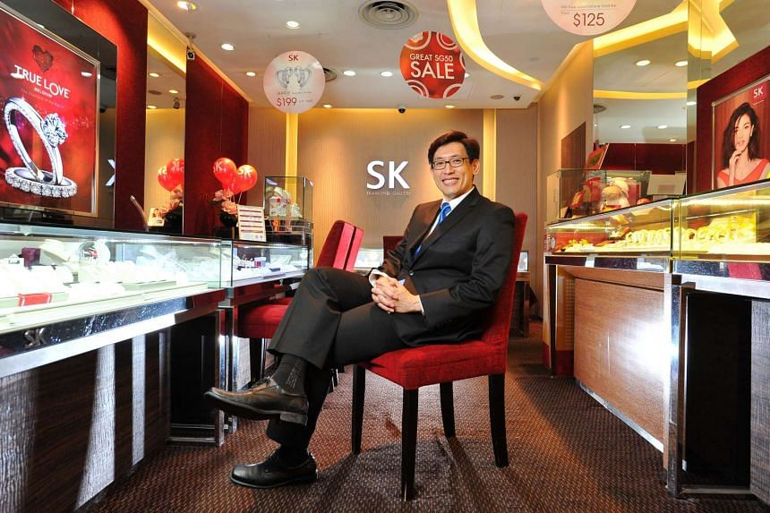 Soo Kee Group chief executive Daniel Lim says he and his siblings thrive on change.