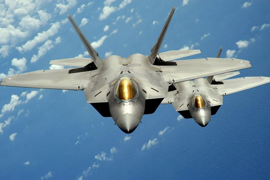 """The United States will deploy F-22 fighter jets to Europe very soon as part of the """"European Reassurance Initiative,"""" Air Force Secretary Deborah James said on Monday (Aug 24)."""