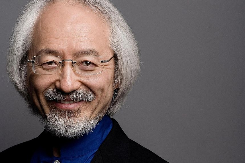 Described as the world's best Bach conductor, Masaaki Suzuki will perform with his organist son Masato in Singapore.