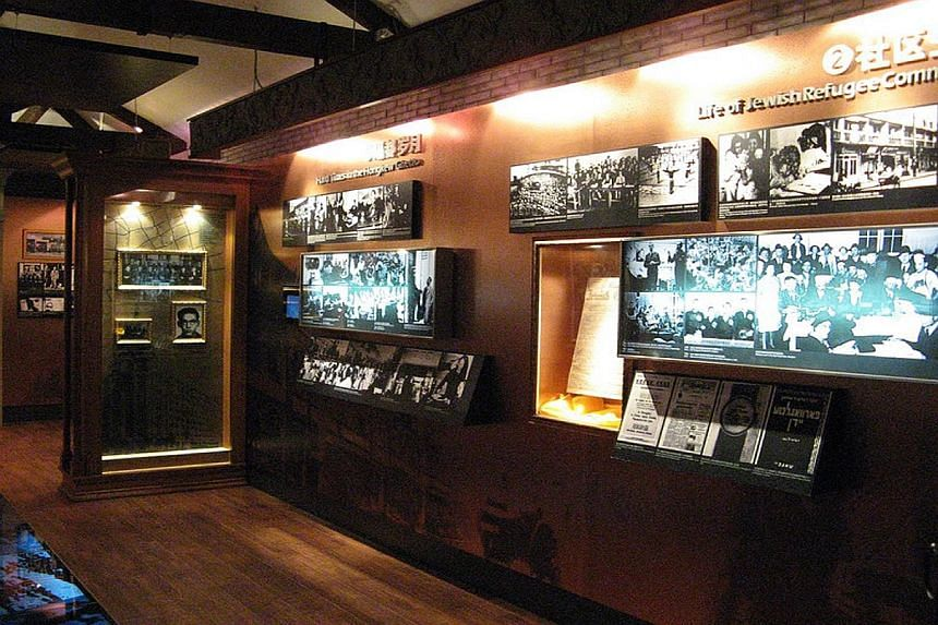 The Shanghai Jewish Refugees Museum will open an exhibition tomorrow that will include historical materials and oral testimony from former Jewish refugees.