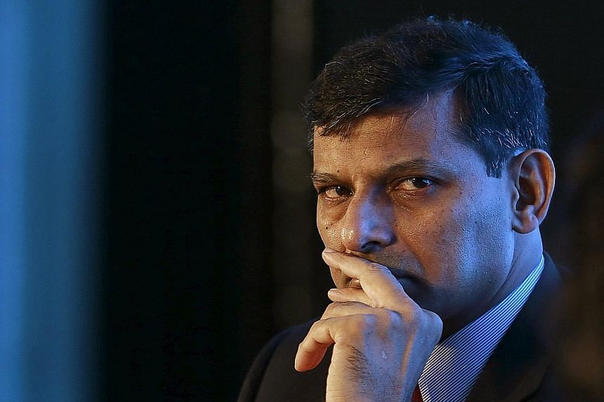 "Mr Raghuram Rajan says inflation, not ""public pleading"", will determine interest rate cuts."