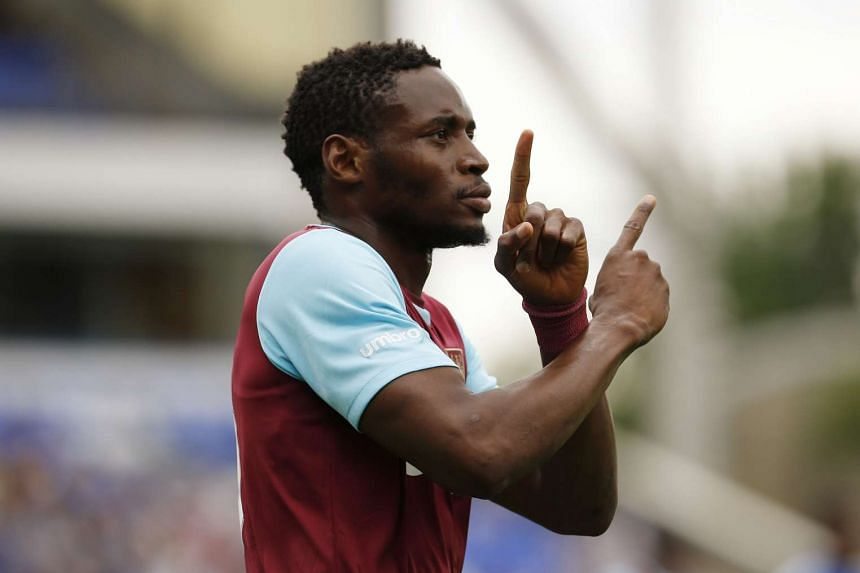 Sakho joined West Ham from French side Metz last year and scored 12 goals in his first season at Upton Park.