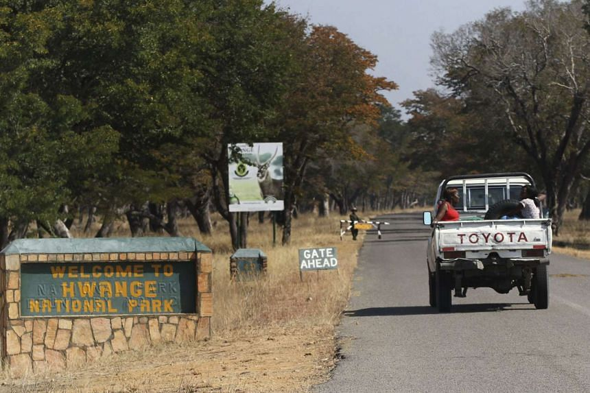 Hwange National Park, where Cecil, a 13-year-old, rare black-maned lion resided before he was killed by American hunter Walter Palmer last month.