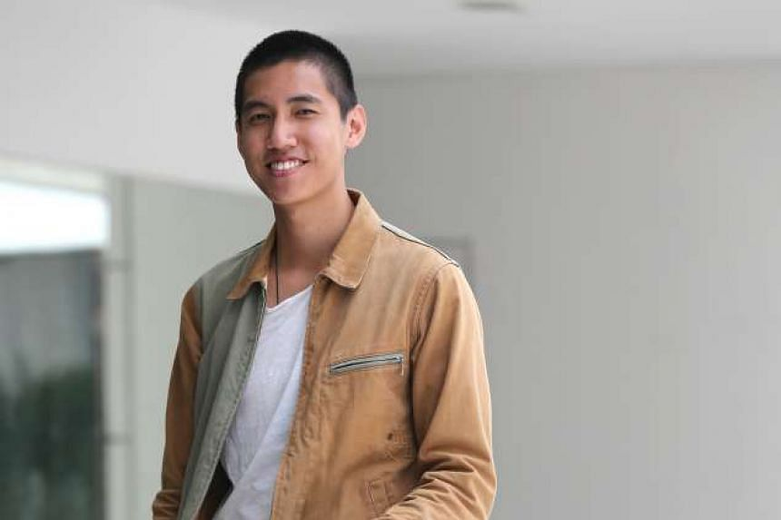 Film-maker Shane Lim's short November won awards earlier this month for Best Picture, Best Screenplay and Best Direction at the inaugural National Youth Film Awards.