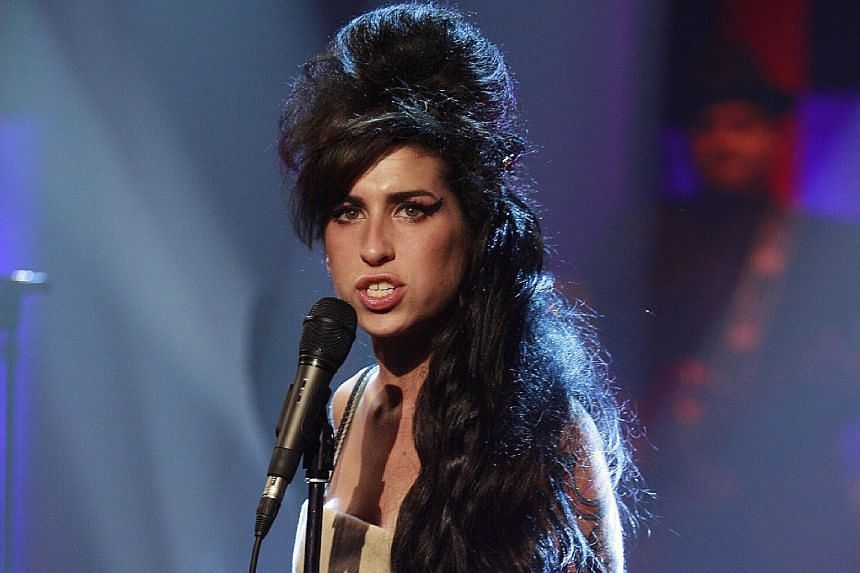 Amy Winehouse died from a drug overdose in 2011 at age 27.