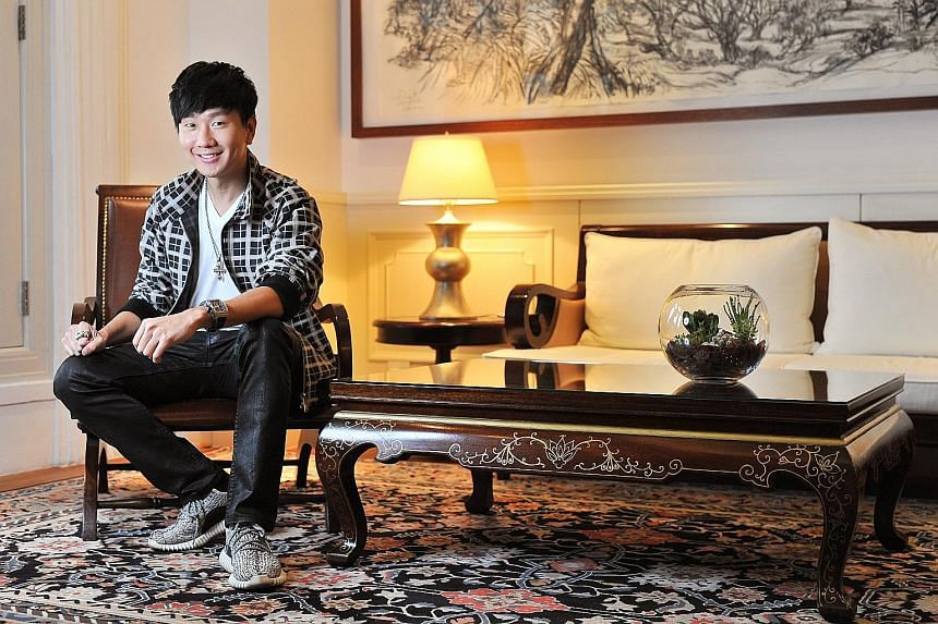 JJ Lin's latest album Genesis shows he is keen to explore social issues and other aspects of love beyond that of the romantic variety.
