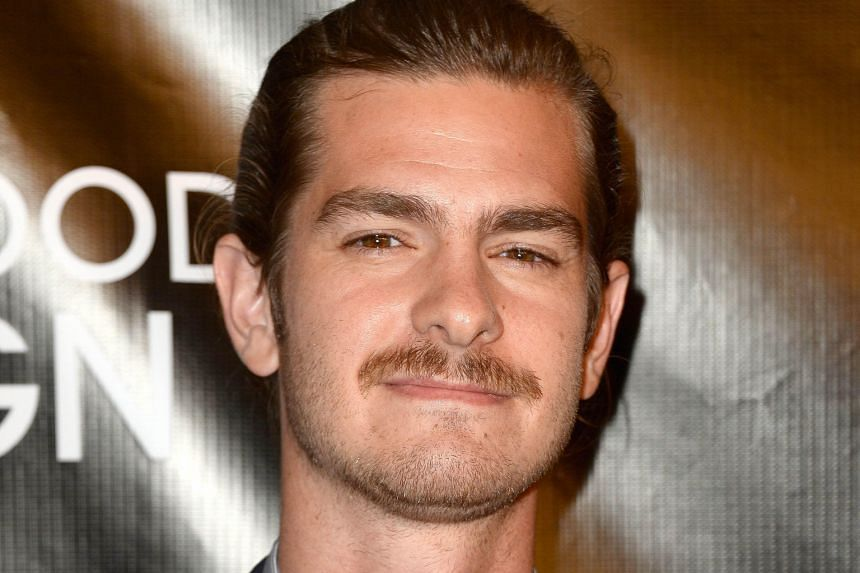 SPIDER-MAN ACTOR ANDREW GARFIELD