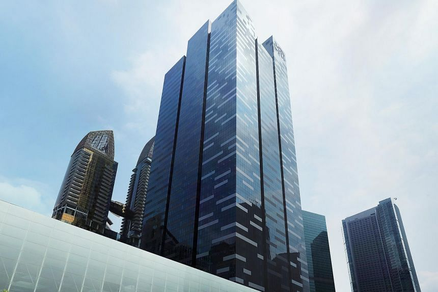 BlackRock's Asia Square Tower 1, which could be valued at over $3.5 billion and has already received bids from CapitaLand and Keppel Land, is said to have attracted interest from Norway's sovereign wealth fund as well.