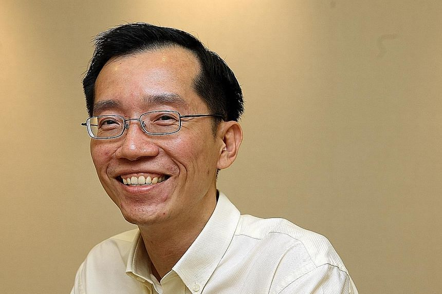 Mr Ng Wai Choong (above) was appointed Returning Officer in April 2013 soon after Mr Yam Ah Mee left for the private sector.