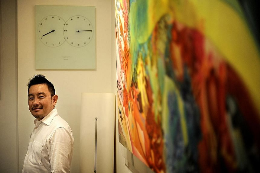 """Mr Tan Boon Hui hopes to leverage on his strong connections in Asia and present projects and artists that will represent """"the global shift"""" in Asian art."""