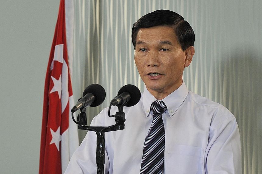 Mr Ng Wai Choong was appointed Returning Officer in April 2013 soon after Mr Yam Ah Mee (above) left for the private sector.