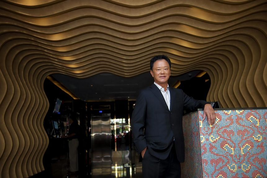 Mr Choo, 62, is the founder and executive chairman of the budget Hotel 81 chain, as well as the Value Hotel, V, and Venue brands.
