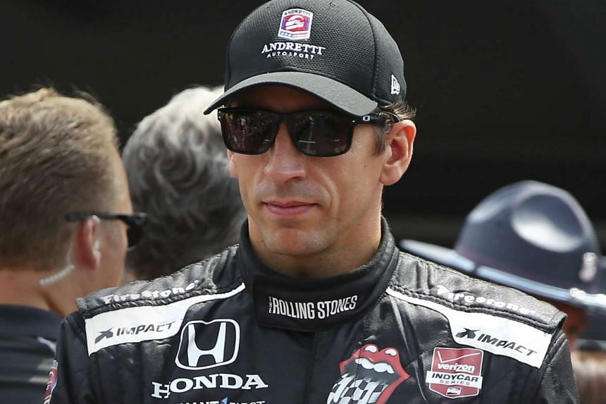 IndyCar Series driver Justin Wilson died on Monday after suffering a severe head injury during a wreck in the closing laps of a race.