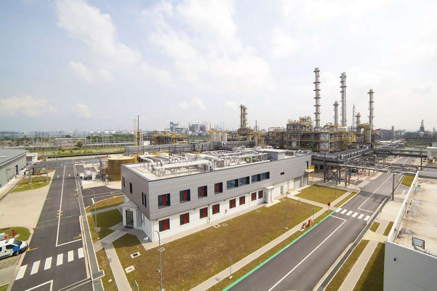 German speciality chemicals maker Lanxess' butyl rubber plant on Jurong Island is the most technologically advanced synthetic rubber plant in Asia.
