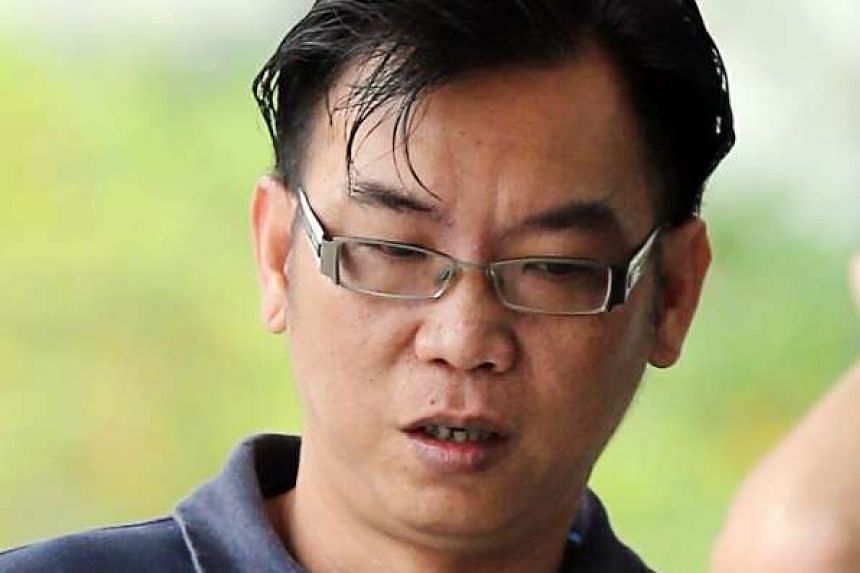 Between October 2008 and early 2011, Goh accepted bribes totalling $43,780.