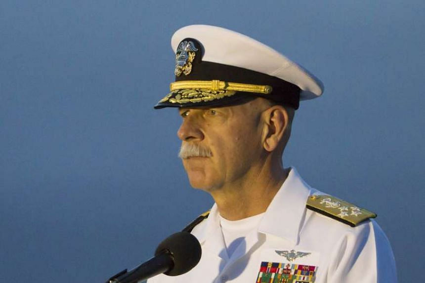 The Commander of the United States Pacific Fleet, Admiral (ADM) Scott Swift, is on his first official visit to Singapore.