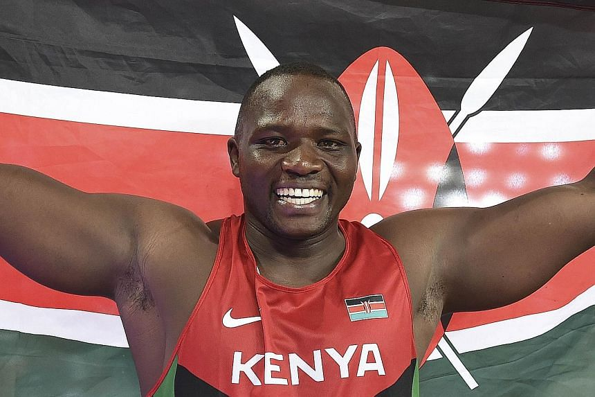 Javelin thrower Julius Yego wins running powerhouse Kenya's first-ever world title in a field event. The Czech Zuzana Hejnova is the first woman to retain her 400m hurdles title. Wayde van Niekerk runs the fastest 400m since 2007 to become the first