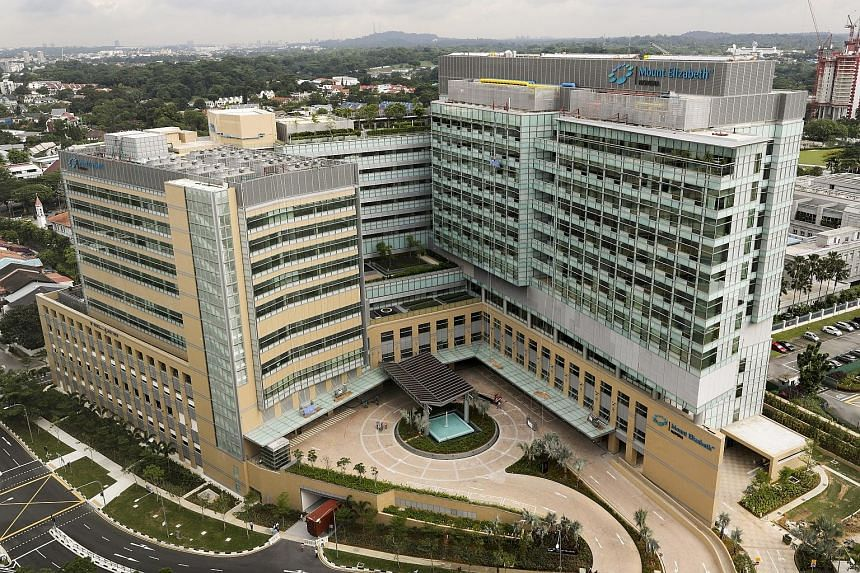 The Mount Elizabeth Novena Hospital in Singapore (above) continues to be a star performer for IHH Healthcare.