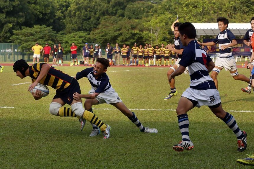 The match between the two powerhouses is a repeat of last year's final, which ACS (I) won.