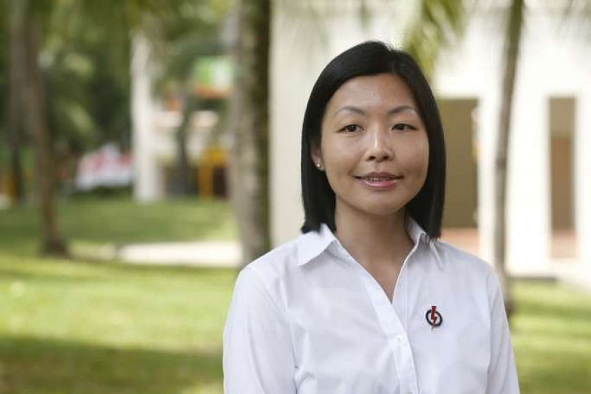 Ms Cheryl Chan, 38, is the PAP candidate contesting Fengshan SMC.