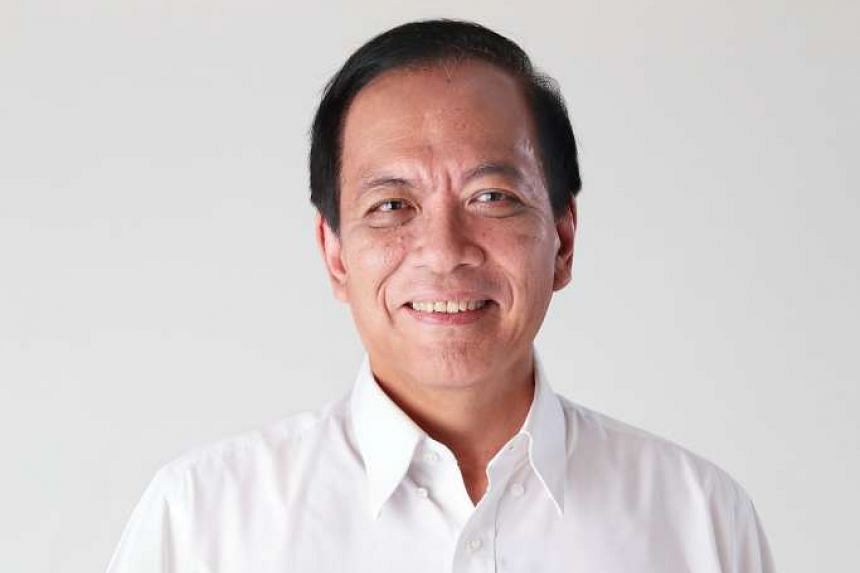 Mr Charles Chong will contest Punggol East SMC at the coming general election.