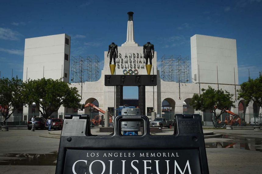 The Los Angeles Memorial Coliseum would be renovated and used as the main stadium if the city bids for the 2024 Summer Olympics.